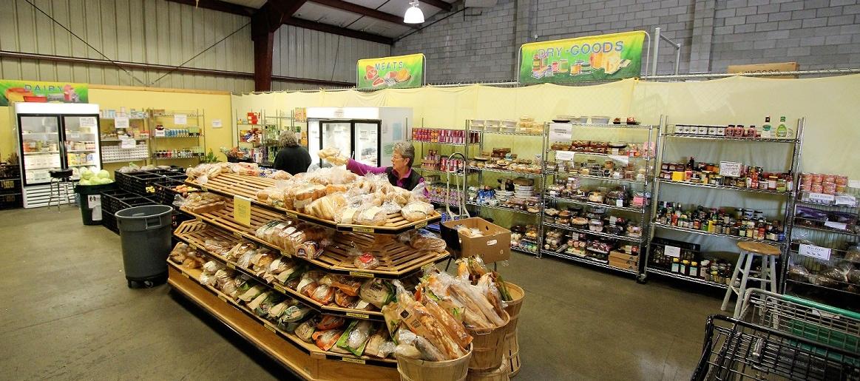 Volunteer Ballard Food Bank