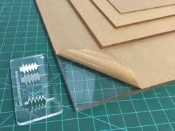 - Acrylic/Plexiglas cast 0.060