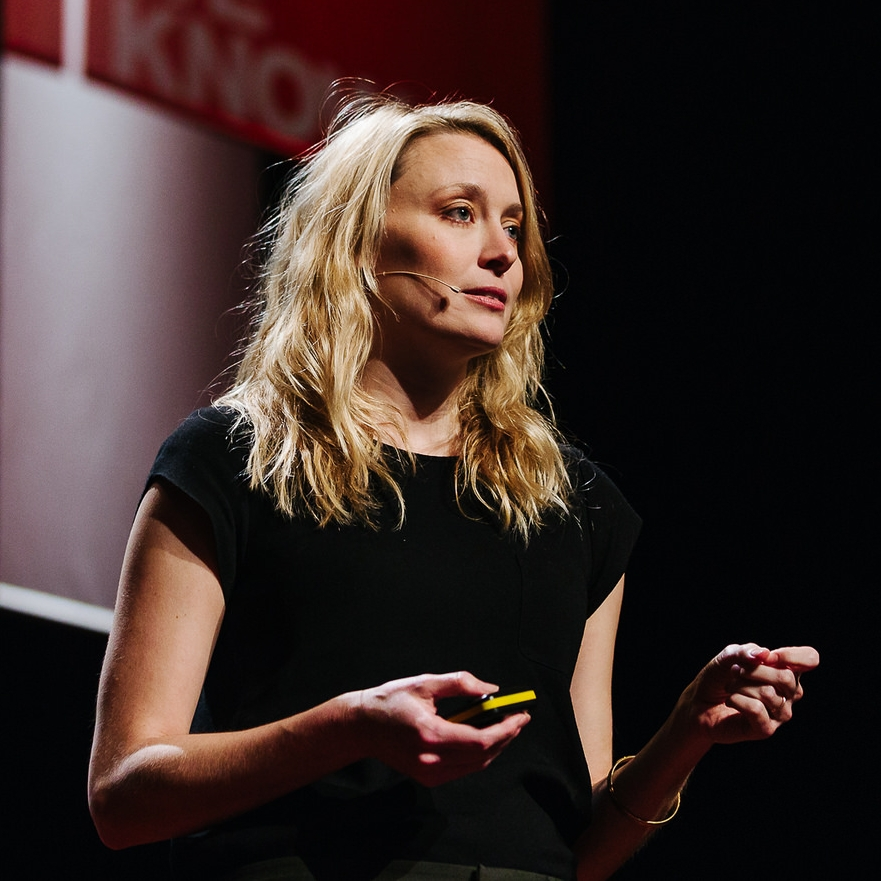Speaking at TEDxAmsterdam