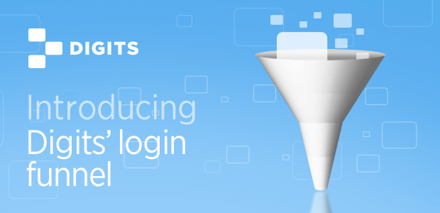 Introducing Digits' login funnel