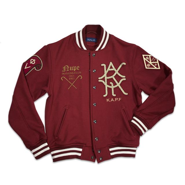 Dexter Vintage Letterman Jacket