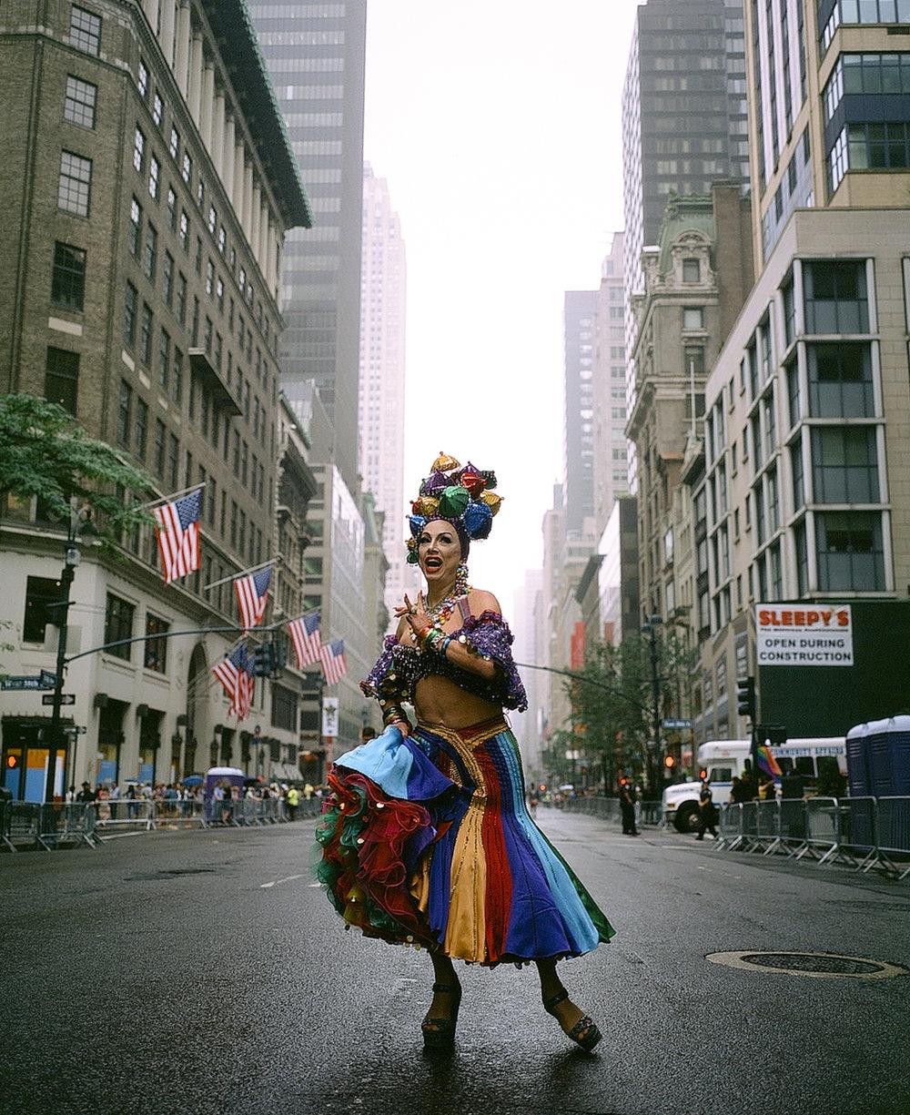 New York, NY - 2015