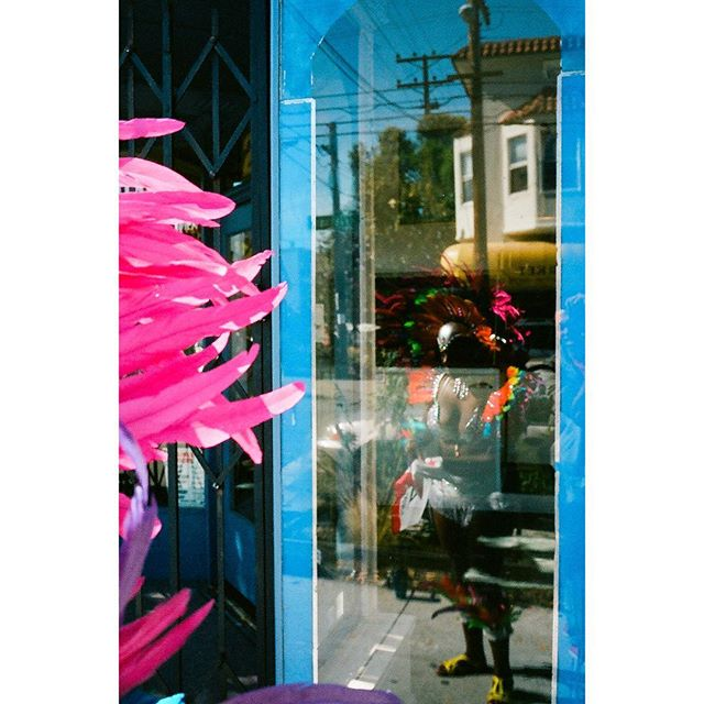 San Francisco, CA - 2014 #filmisnotdead #35mm #colorstudy