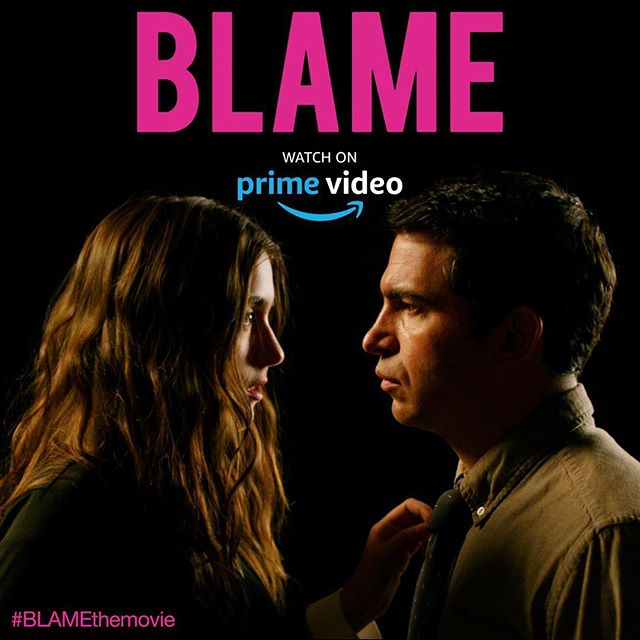 If you haven't watched #BLAMEthemovie on @primevideo yet, we can't be friends. 🙅🏻‍♀️