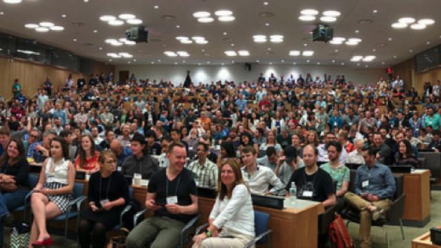 SotMUS 2015 attendees