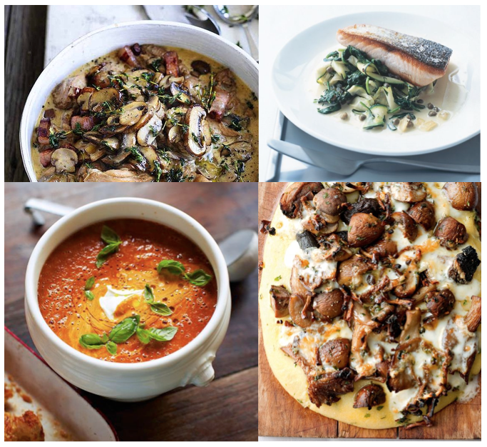 Delicious Mid-Week Winter Warmers