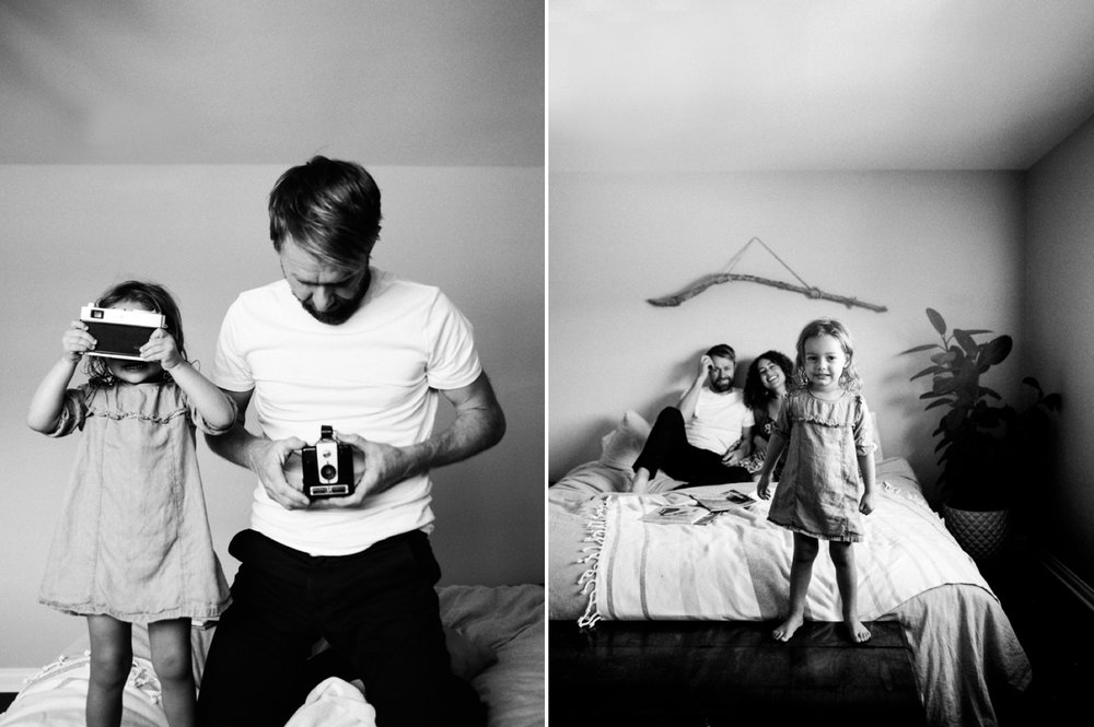 Ventura County Family Photographer on Film