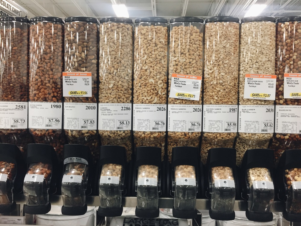 So many nuts for so cheap.