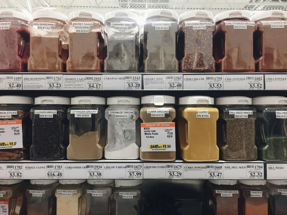 Spices in BULK!!