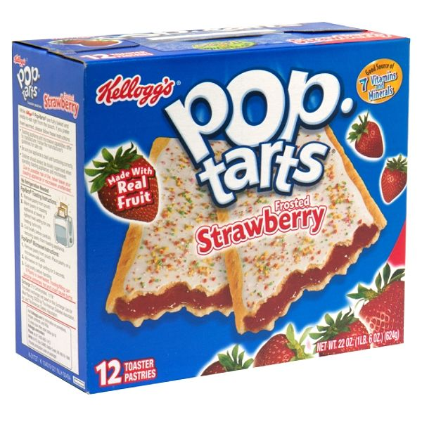 I told myself I would never become one of those people...but I totally became one, but then I got really sick of it. I never understood why thru-hikers ate pop tarts all the time, BUT NOW I GET IT!! They're super cheap and each foil packet is 400 calories, which means one of those a day in the morning would last me at least 2-3 hours. I would also eat only half first before finishing the rest later. It really holds your hunger over and there are lots of flavors to try..but some are really sick. I totally got tired of them, so I stopped eating pop tarts probably in the Sierra.
