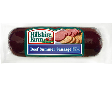 Summer sausage forever. Never got sick of them. They're expensive and heavy but always worth it. The closest thing to real food you can carry.