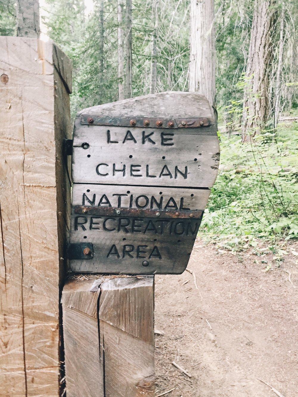 lake chelan boundary