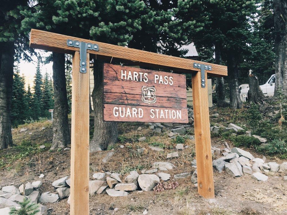 Harts pass