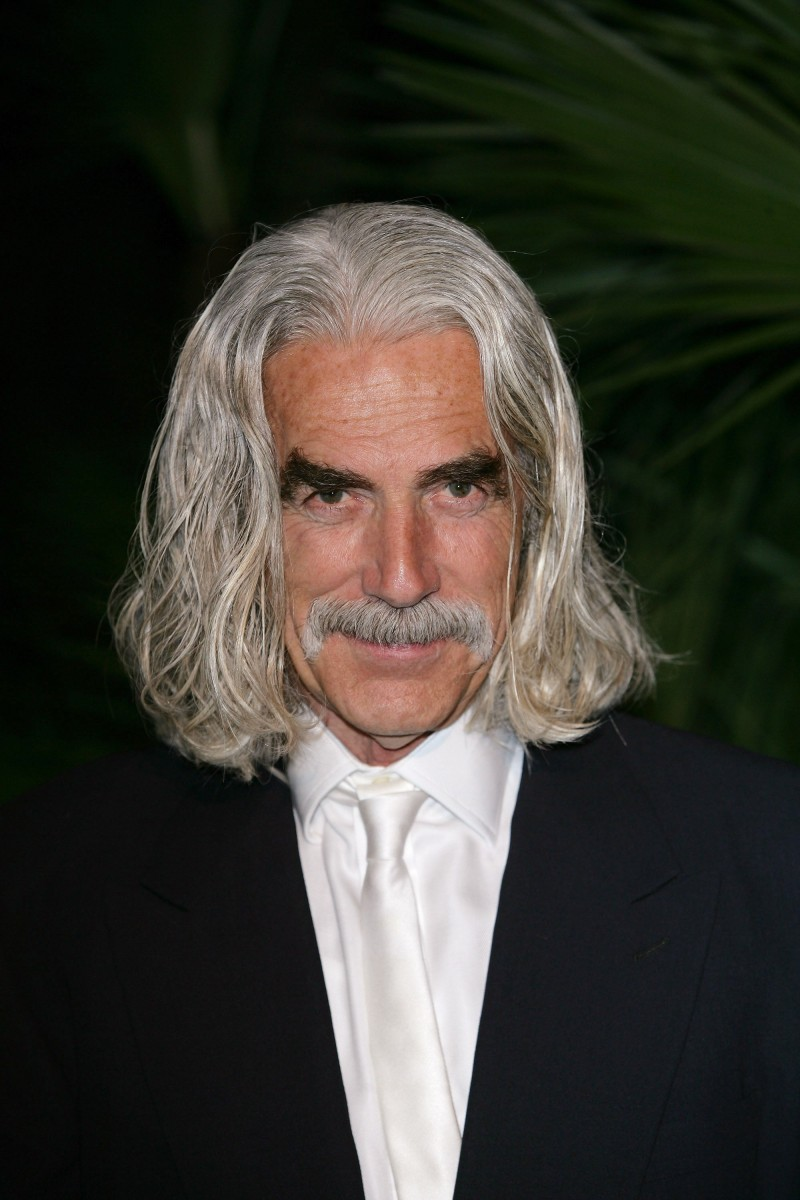 The Western Walrus : Caution: This moustache may eat your face. Bonus: You can use it to strain coffee and hide small sums of cash.  Time to get: Six months Worn by: Sam Elliott