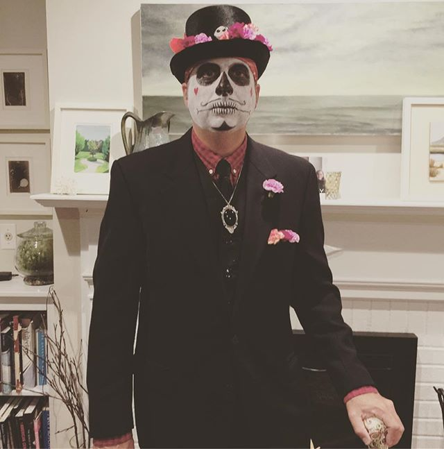 Mr. Muerto wishes you well today. Get dressed up, eat some candy, and be safe. Most importantly, listen to SUPERFECTA!