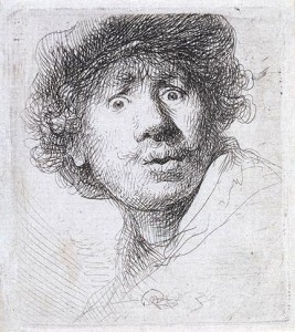 Rembrandtportrait