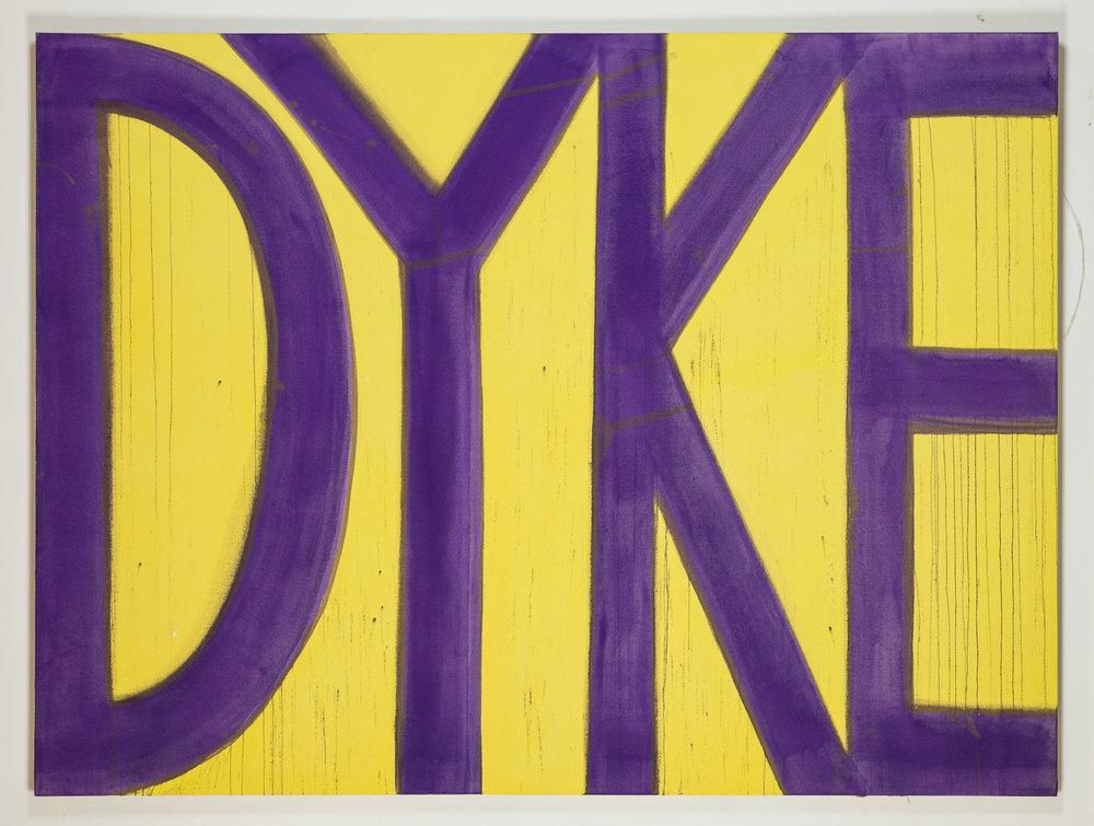 Love Letter 1 (Big Dyke)