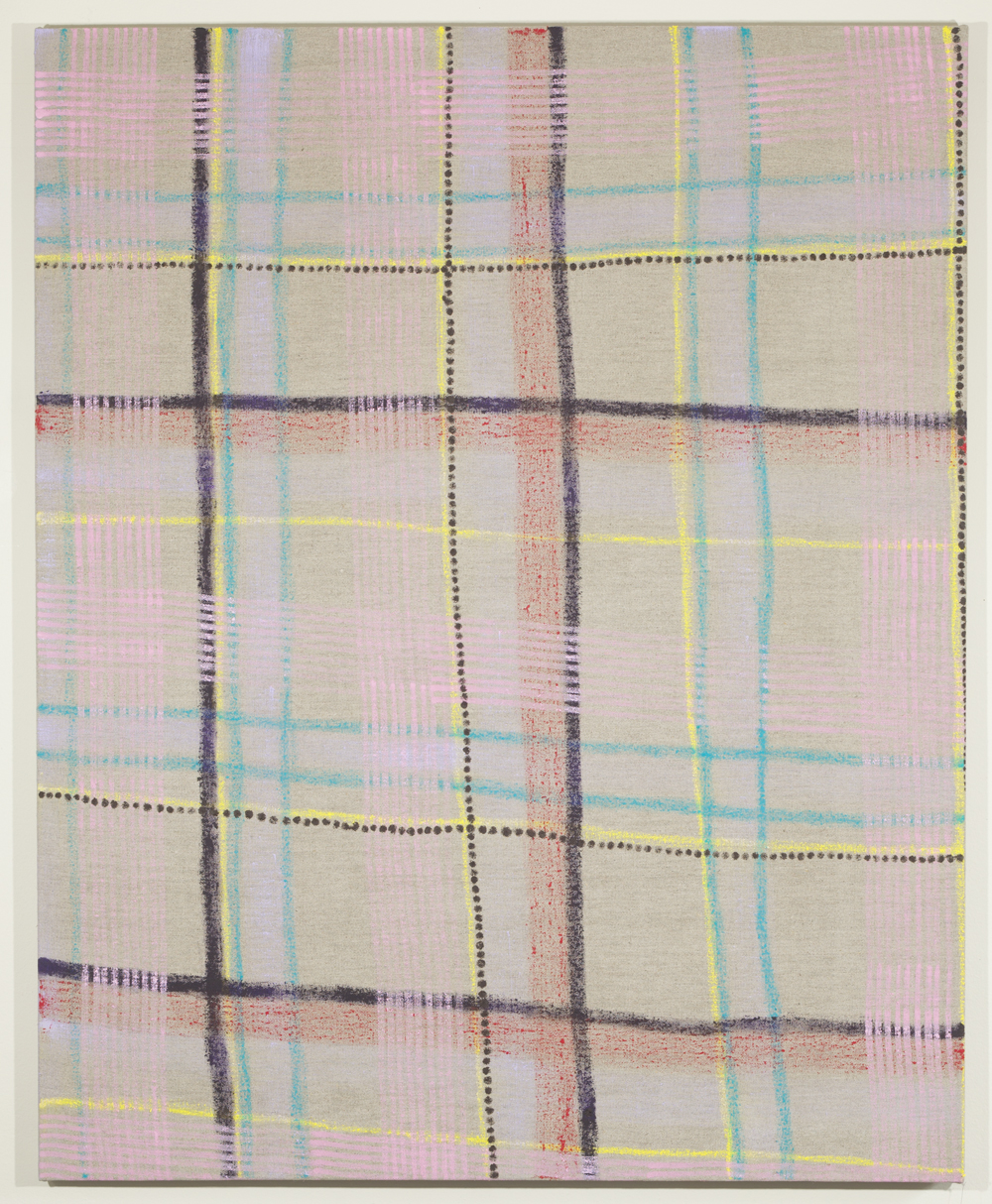 Untitled (Pink Plaid)