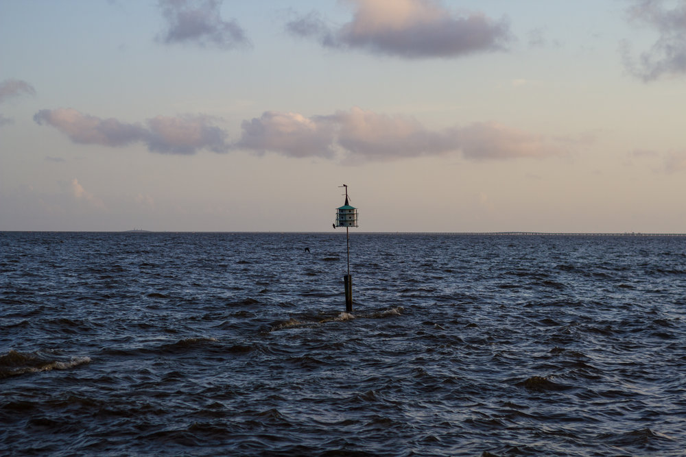 Lake Pontchartrain, New Orleans, LA, US