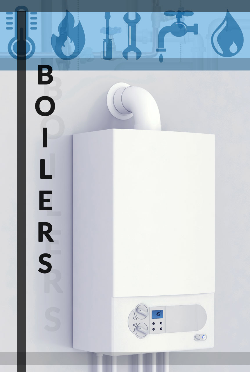 We are your plumbing specialists and the boiler experts!