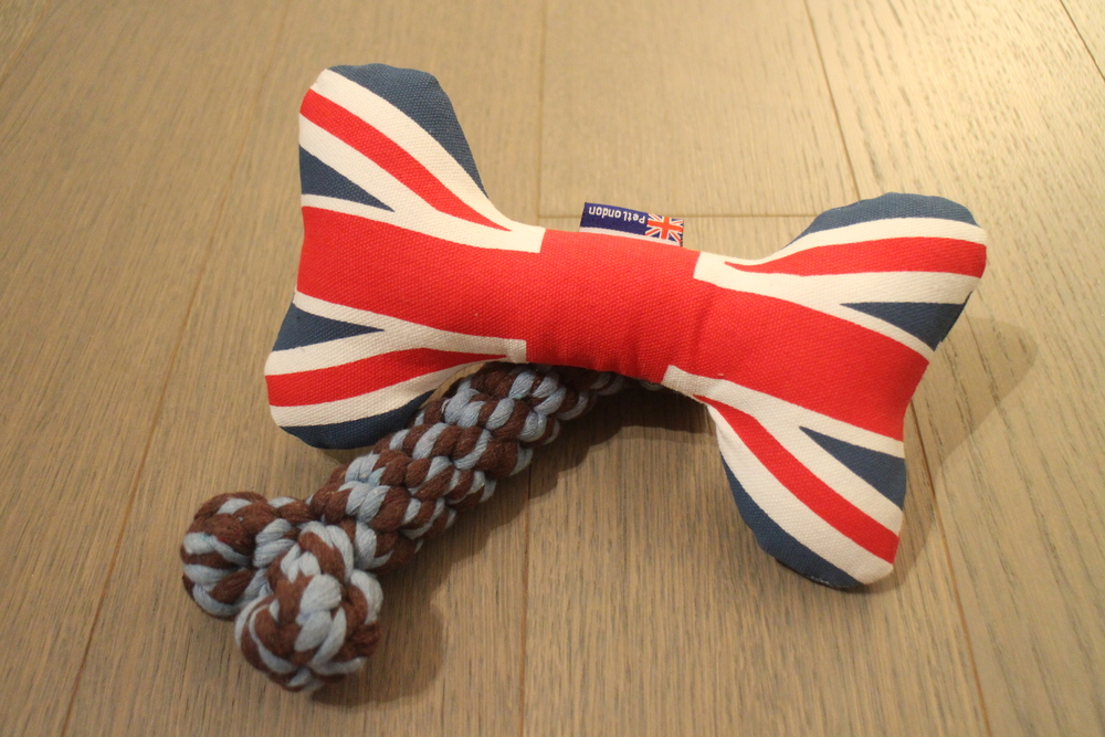 Rope Bone ,  Union Jack Bone.