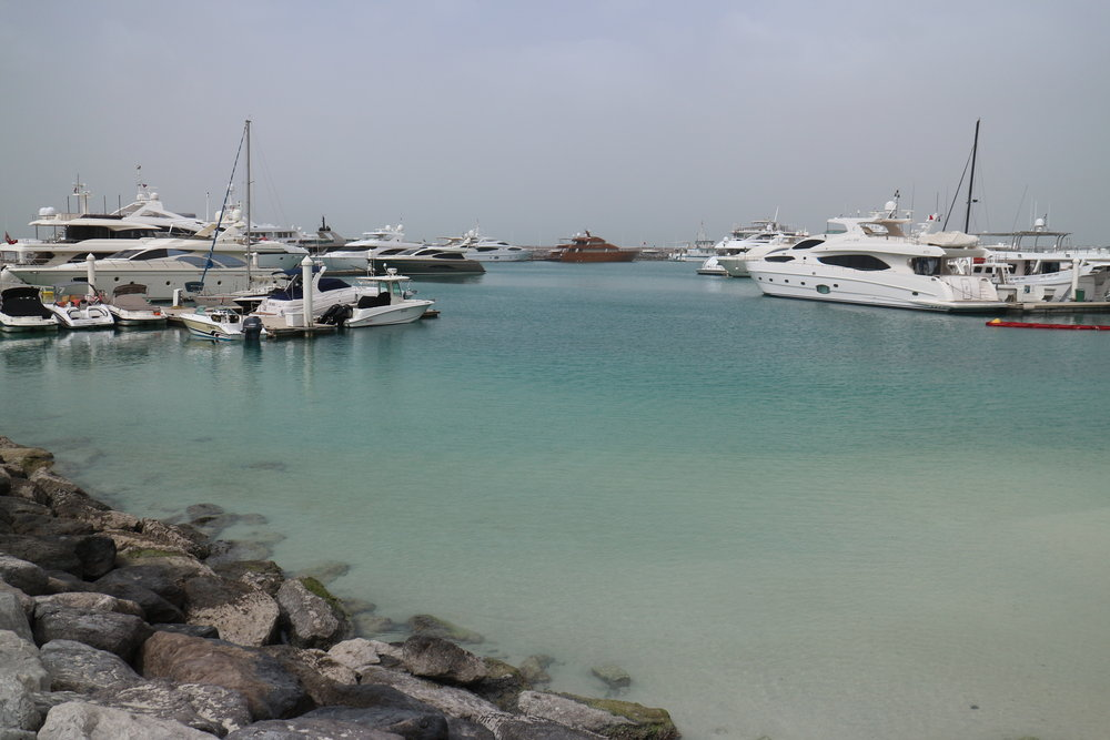 Jumeirah Beach Hotel Marina
