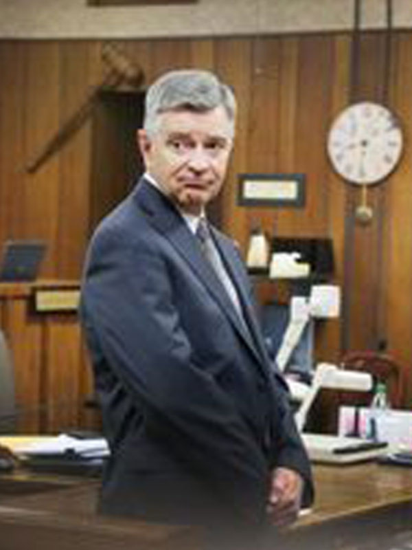 FORMIDABLE OPPONENT: Former Dallas County Assistant District Attorney Greg Davis, who is believed to hold the record in the state for death penalty convictions, has been criticized for bringing character judgments into the courtroom in his prosecution of Darlie Routier. Some current day legal experts believe the character judgments were also sexist. [Photo courtesy Waco Tribune-Herald.]