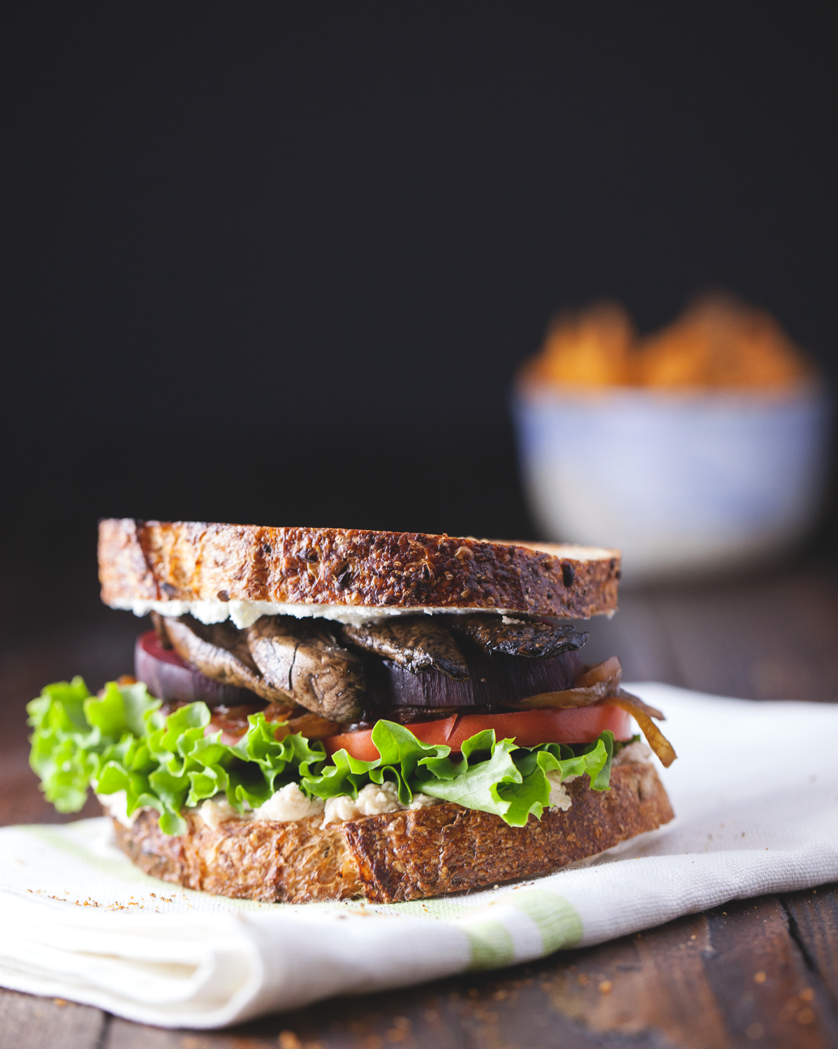 Best Veggie Sandwich, Ever