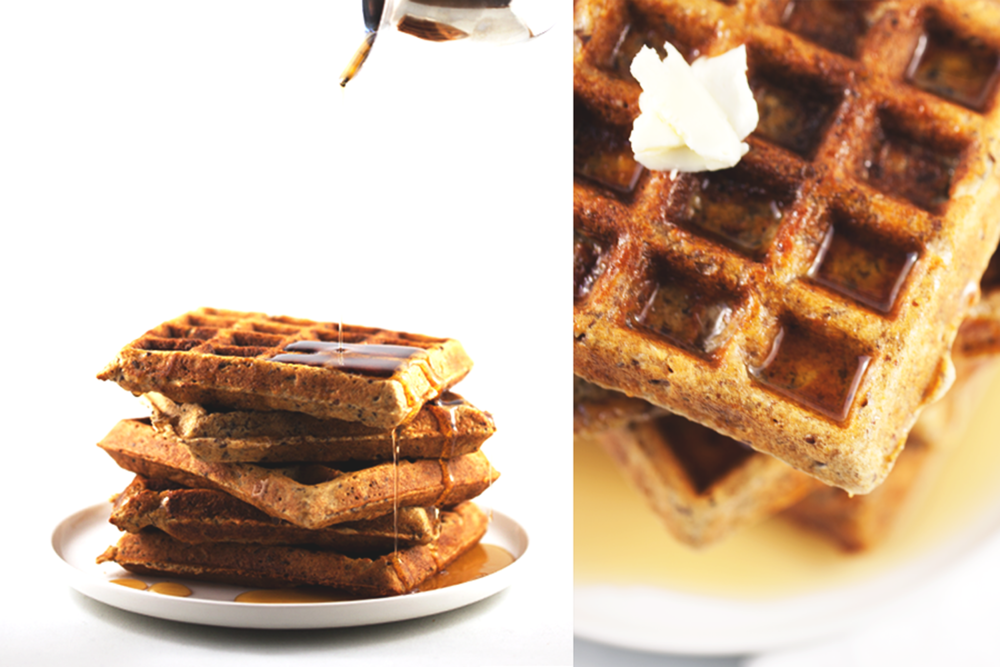 Not Just Weekend Waffles // Natural Girl Modern World