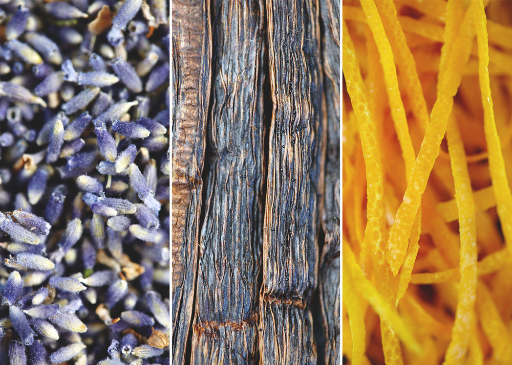 Infused Honey Three Ways: Vanilla, Orange & Lavender // Natural Girl Modern World // Gluten Gree