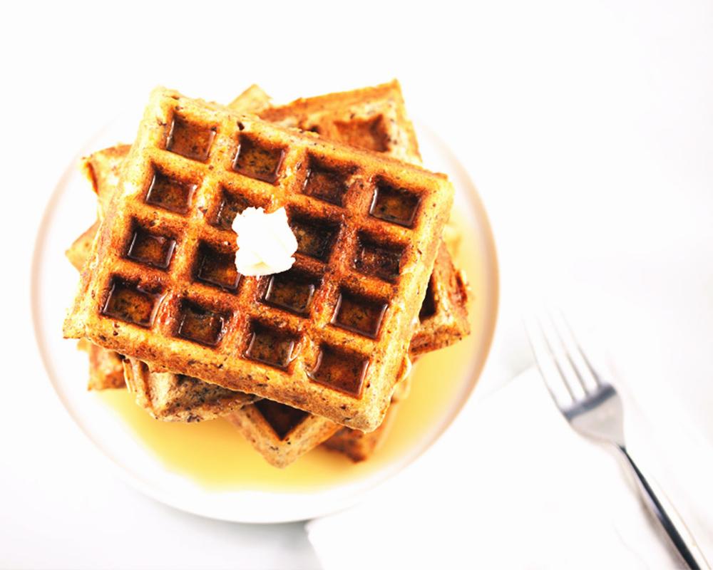 Not Just Weekend Waffles | Evergreen Kitchen