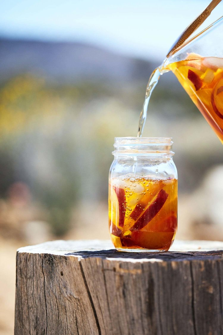 "Red Rooibos Tea ""Sangria"" 