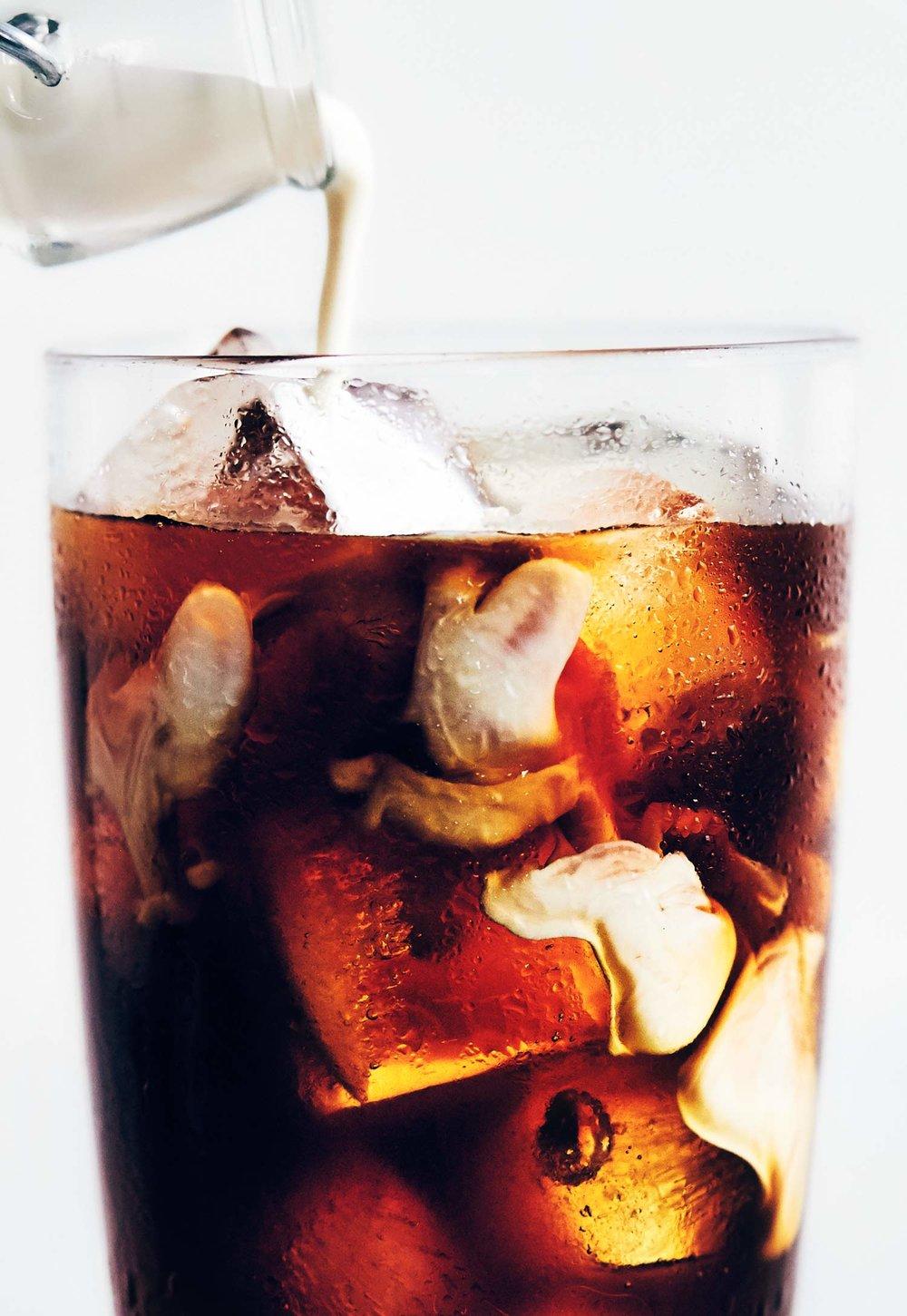 Mason Jar Cold Brew Coffee | Evergreen Kitchen | Vegan (option), Gluten Free