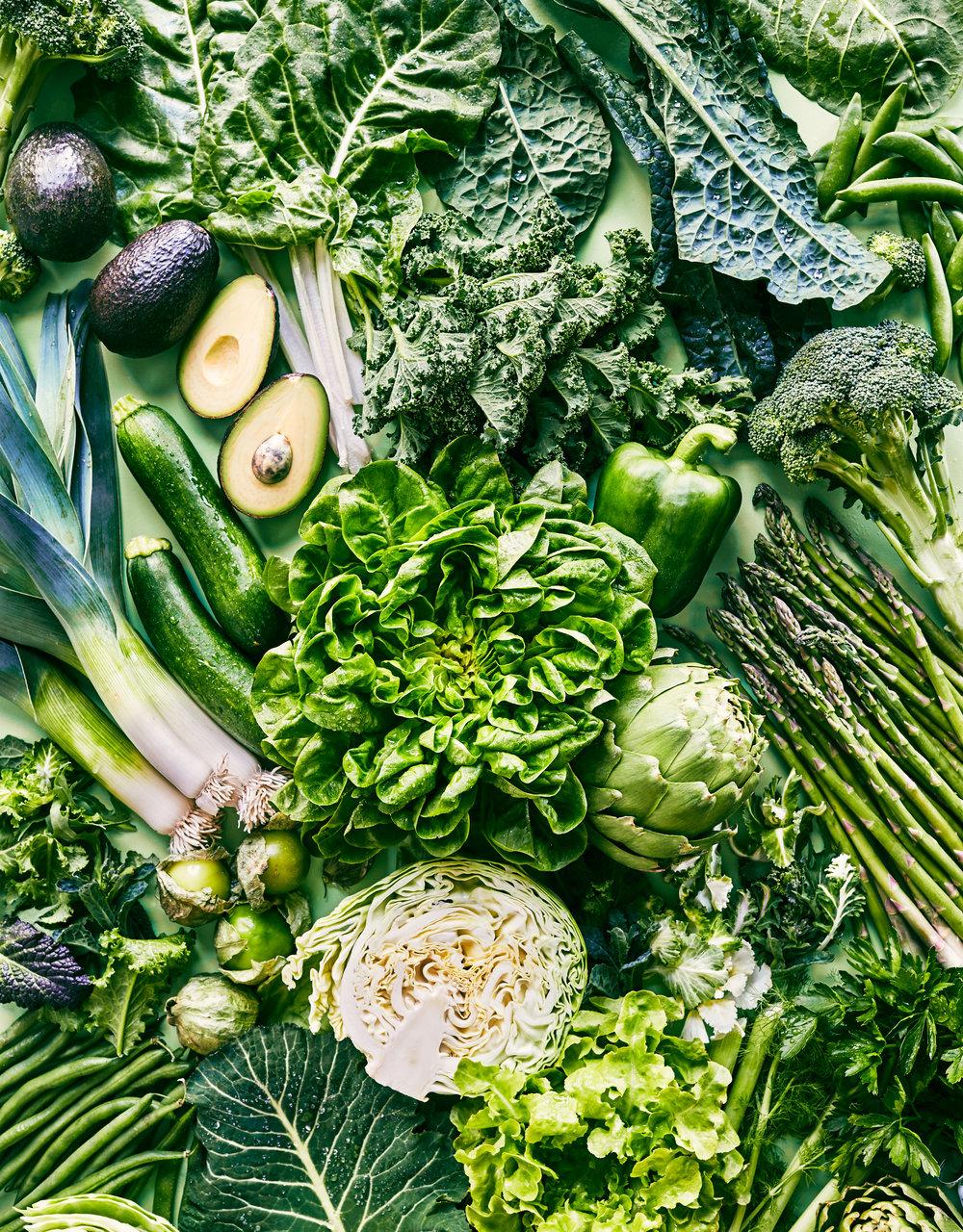 Green - Clean Eating Magazine - AB Creative.jpg