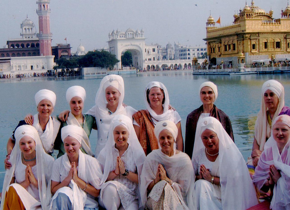 Khalsa Ladies Camp in India