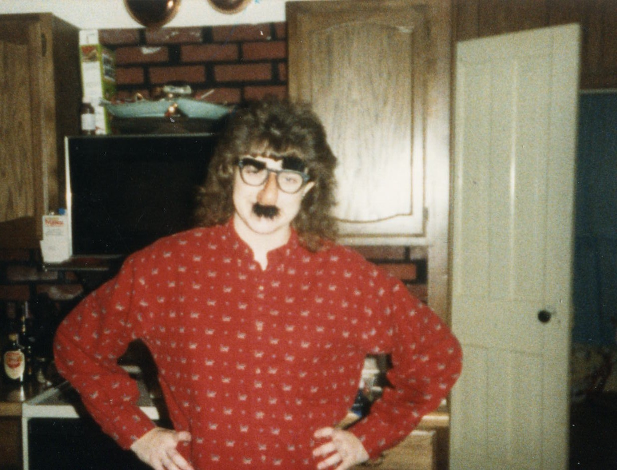 The Duck Shirt circa 1986