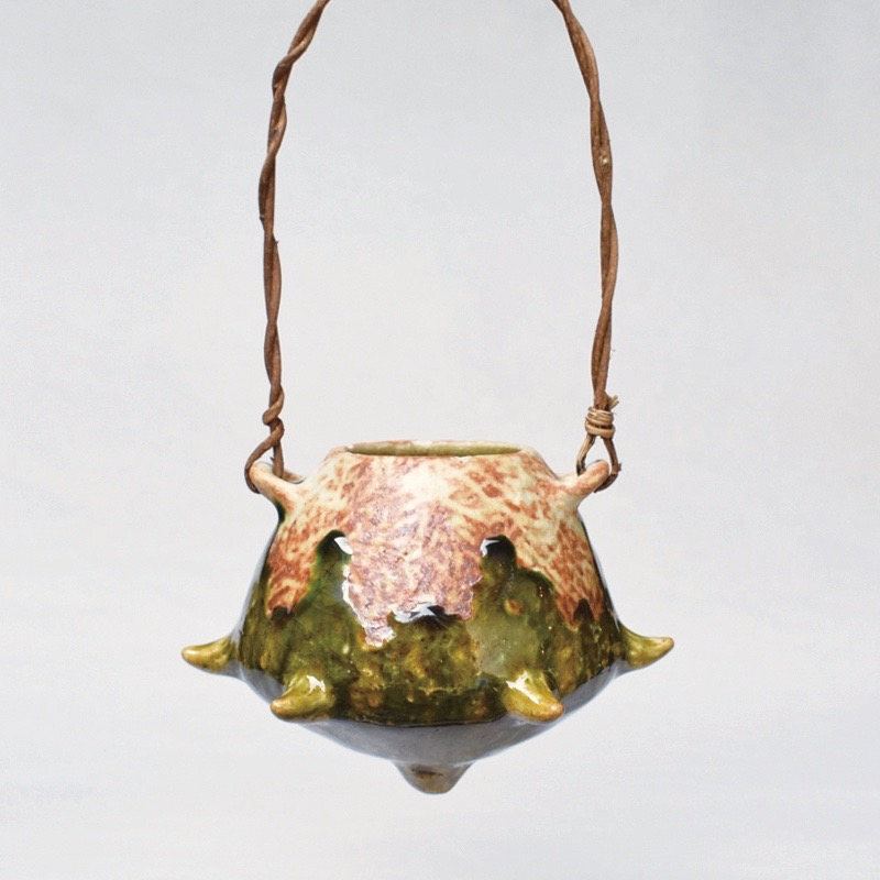 Oribe hanging plant holder