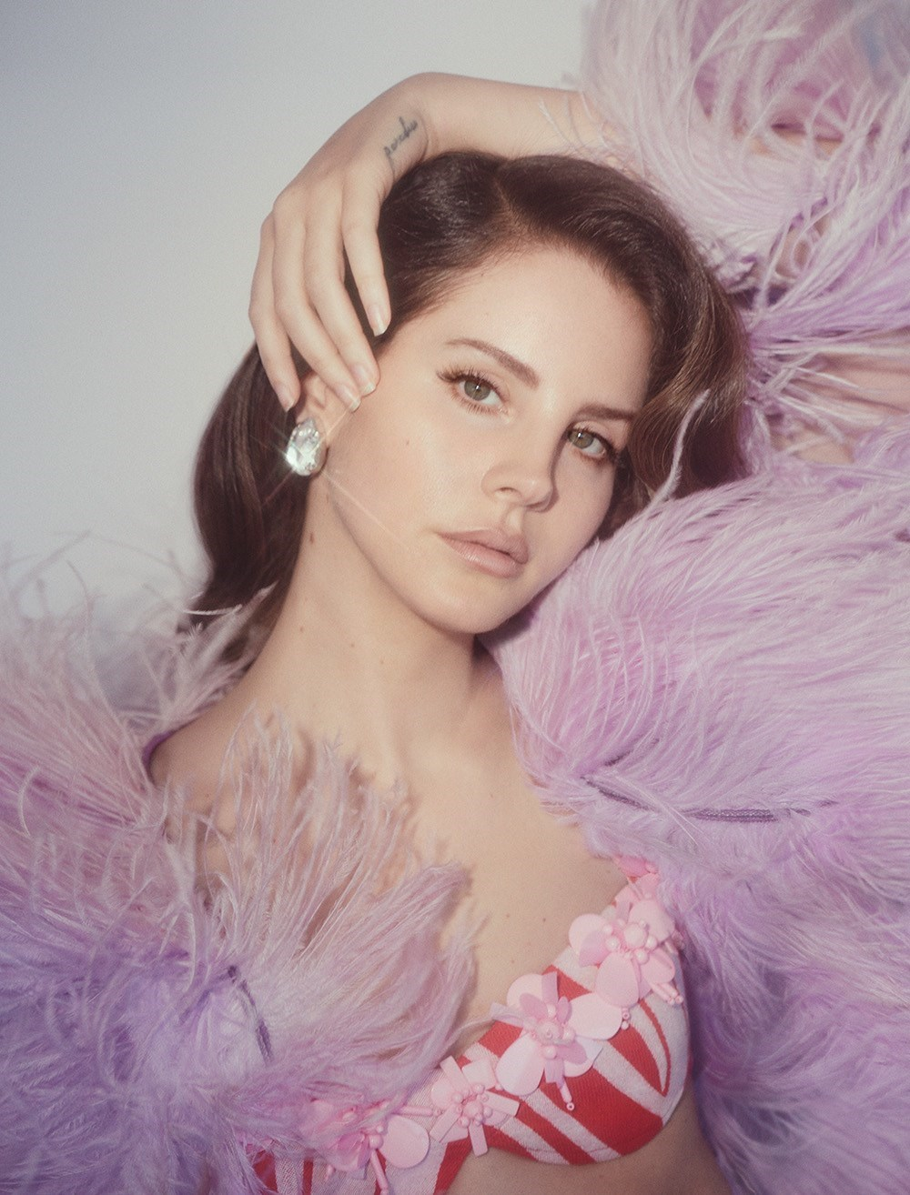 Lana Del Rey Photography  Charlotte Wales Styling  Robbie Spencer