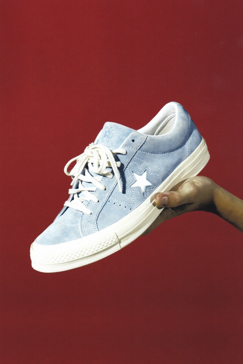 Tyler the Creator for Converse.