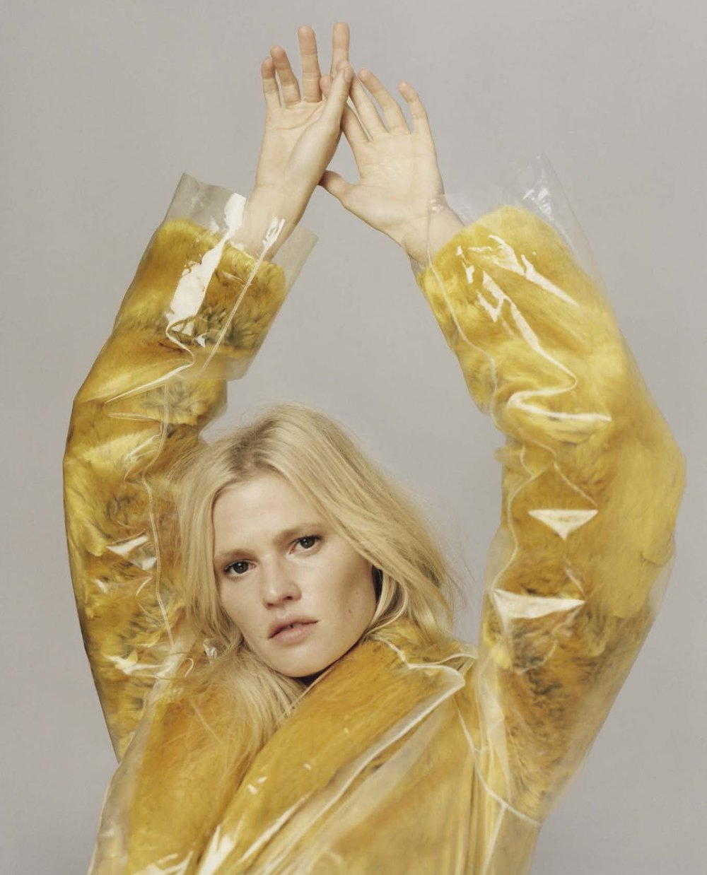 Here Comes The Sun | Lara Stone by Harley Weir
