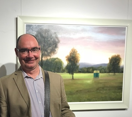 Daryl Austin: Winner of the Heysen Prize