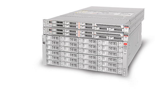Oracle X5-2 HA
