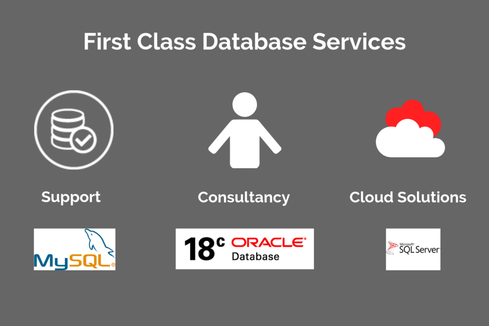 First class database services by Agile TS