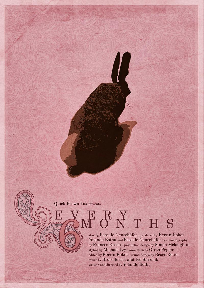 Yolande Both - Every Six Months - Poster.jpg