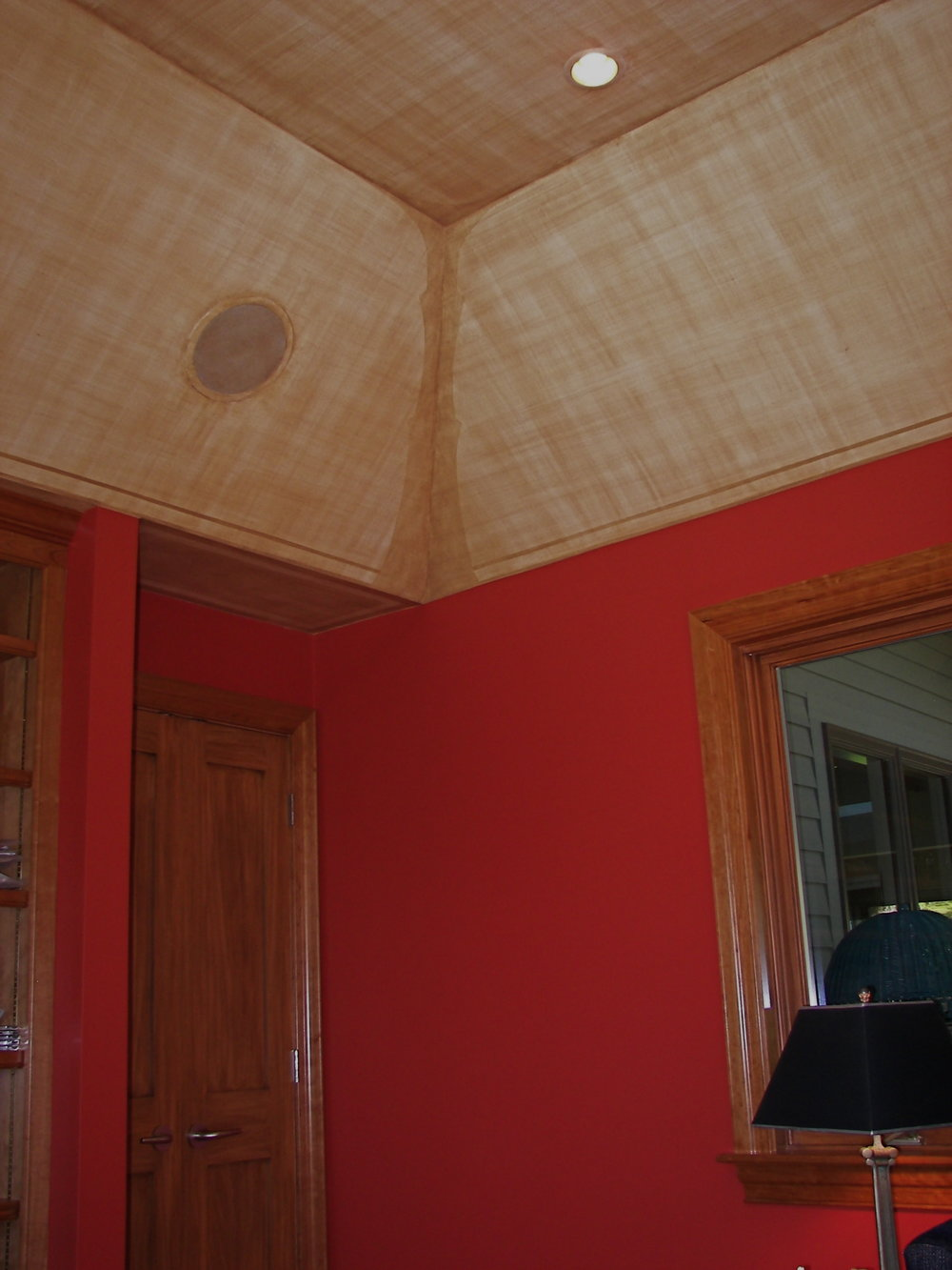 Textured Ceiling