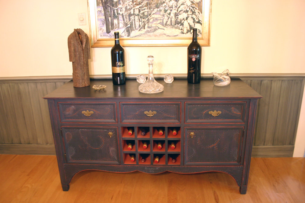 Wedding Sideboard