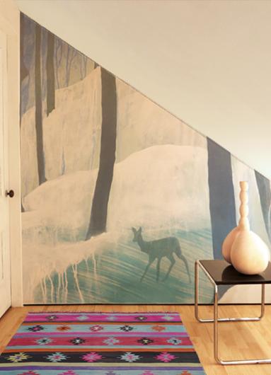 Nook Mural