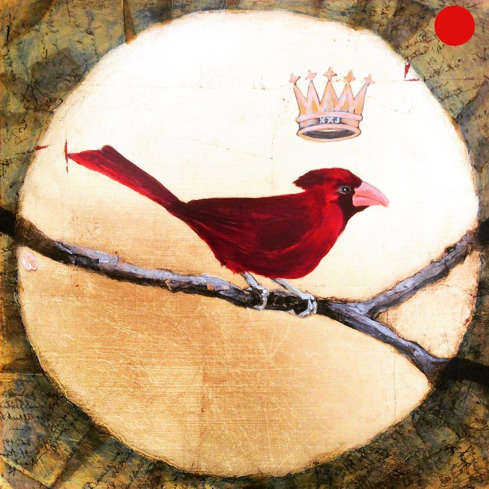 The Queen - Cardinal