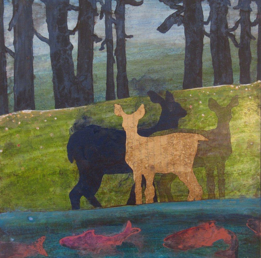 Allegra's Menageria - Dear Dear Deer