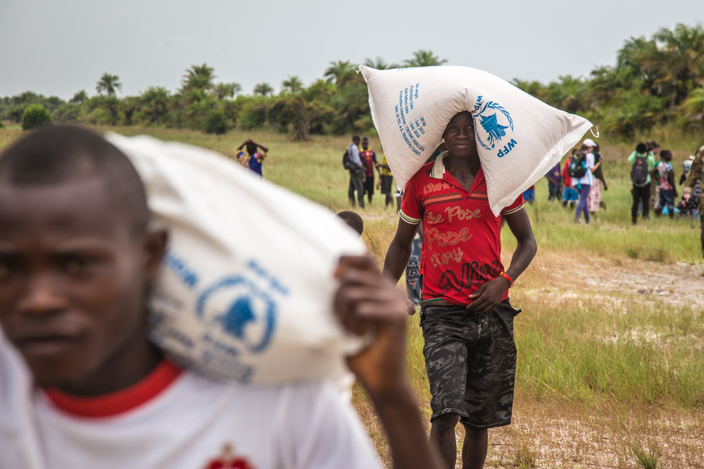 Food Aid in Sierra Leone